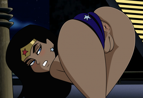 Justice League Wonder Woman Porn